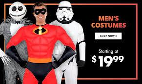 Halloween Town Characters Now mens halloween costumes halloween costumes for men party city