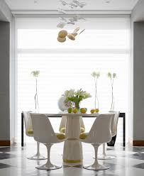 Dining Room Table Decorating Ideas For Spring by Agra Marble Dining Table Contemporary Design By Brabbu Gives A