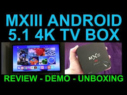 MX3 Android Pre Rooted Smart TV Box Kodi by MVPower Review Demo Gaming 4K HD Media Streaming Rooted