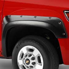 100 Fenders For Trucks EGR Chevy Colorado 2016 BoltOn Style Front And Rear Fender Flares