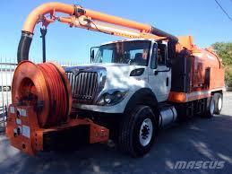 100 Used Vacuum Trucks International 7400