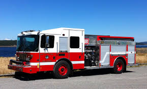 100 Hme Fire Trucks San Juan Island Rescue Engine 321 2014 HMERosenbauer
