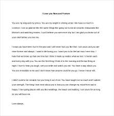 Love Letters For Him – 25 Free Word PDF Documents Download
