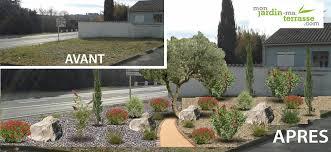 amnagement devant maison idee amenagement paysager devant maison