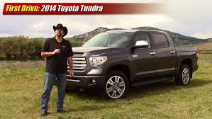 First Drive: 2014 Toyota Tundra Platinum CrewMax - YouTube Toyota E Truck Luxurious New For 2014 Toyota Trucks Suvs And Vans Best Of Types Awesome Hilux 3 Tundra Pickup Review Road Test With Entune 2015 Fresh Toyota Tundra Pinterest Tacoma Double Cab V6 Srs Speed Beautiful For Overview Cargurus Are Fishing Team Project Showcases Storage Sale In Collingwood Limited 57l 80k Invested Only 9k Miles Prerunner First