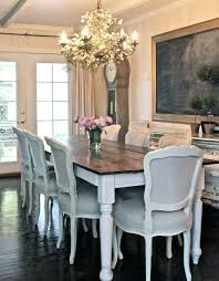 Farmhouse Dining Room Chairs Style Kitchen Table Sets Elegant Farm Com Antique Furniture