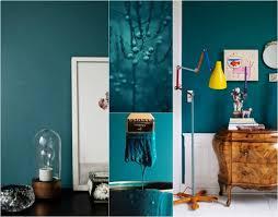 petrol farbe kombinieren ideen was zu dieser wandfarbe passt