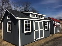 Amish Made Storage Sheds by Outdoor Sheds And Storage Buildings Of Nashville Tn