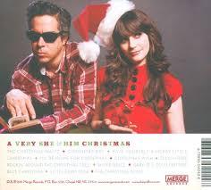 Kim Wilde Rockin Around The Christmas Tree by A Very She U0026 Him Christmas She U0026 Him Songs Reviews Credits
