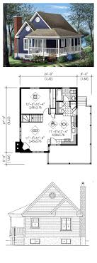 Decorative Single House Plans by Best 25 1 Bedroom House Plans Ideas On Guest Cottage