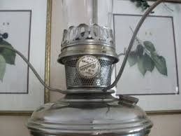 Aladdin Mantle Lamp Model 12 by Tiny House Homestead Off Grid Lighting For My Tiny House