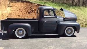 1953 International Harvester R-110 Vintage Patina Hot Rod - YouTube