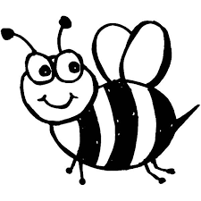 Bee Coloring Pages 28454
