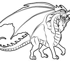 Free Coloring Book Dragon Color Pages On Interior Picture Page An Attribute Of 10
