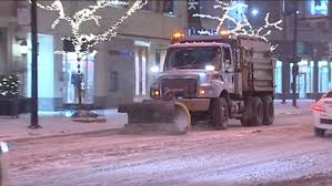 100 Truck Strike Snow Plow Garbage Truck Drivers Union Could Vote On Strike
