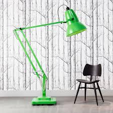 Surveyor Style Floor Lamps by 92 Holden Surveyors Floor Lamp In Mahogany Basketlamp