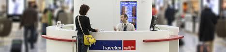 bureau de change travelex exchange