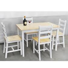 Wooden Dining Set One Table With 4pcs/lot Dining Chair White Natural Pine  HOT SALE -in Dining Room Sets From Furniture On Aliexpress.com | Alibaba ... Robin 5 Piece Solid Wood Ding Set Nice Table In Natural Pine With 4 Chairs Round Drop Leaf Collection Arizona Chairs In Spennymoor County Durham Gumtree Wooden One 4pcslot Chair White Hot Sale Room Sets From Fniture On Aliexpresscom Aliba Omni Home 2019 Table Merax 5pc Dning Dinette Person And Soild Kitchen Recycled Baltic Timber Tables With Steel Base Bespoke Hardwood Casual Bisque Finish The Gray Barn Broken Bison Antique Bradleys Etc Utah Rustic How To Refinish A Its Actually Extremely Easy
