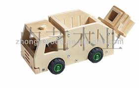 diy wooden garbage truck car for kids buy wooden car wooden