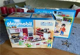 playmobil city küche 9269 wohnzimmer 5584
