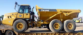 100 Dump Trucks For Rent Deere 300DII Articulating Truck Sale Or John Off