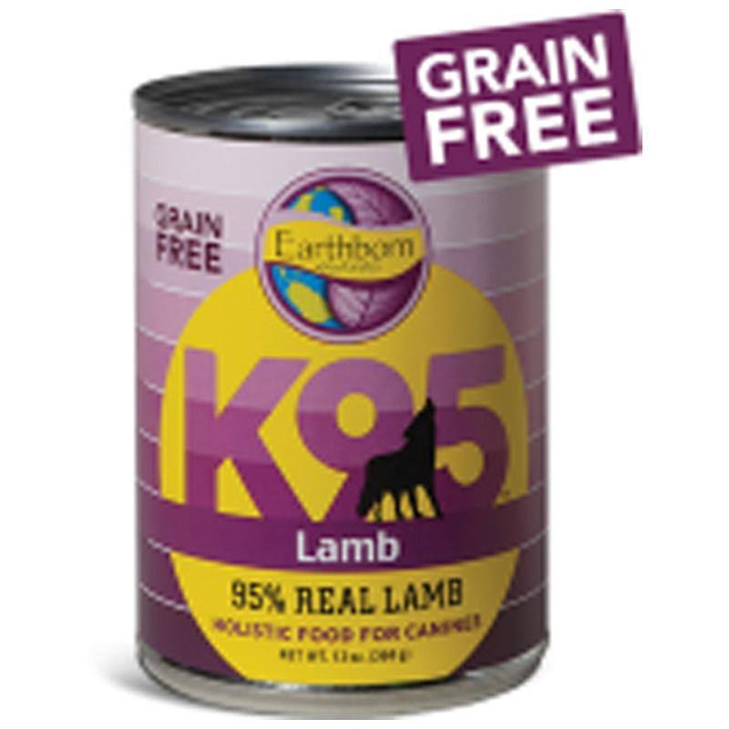Earthborn Holistic K95 Grain Free Dog Food Lamb 13 oz