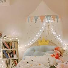 ciel de lit chambre adulte 165x100x60cm 100 coton ciel de lit avec moustiquaire bebe fille