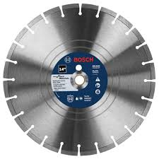 Tile Saw Blades Home Depot by Bosch 14 In Premium Plus Hard Diamond Saw Blade For Cutting