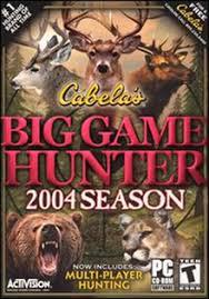 Cabela s Big Game Hunter 2004 Season