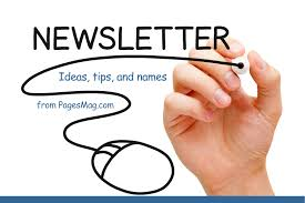 100 Condo Newsletter Ideas Name Generator How To Name Your Newsletter