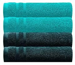 lashuma handtuch set 4 tlg gästetücher 30x50 cm kleine handtücher badezimmer kaufen otto