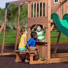 Amazon.com: Backyard Discovery Montpelier All Cedar Wood Playset ... Backyards Gorgeous Backyard Wooden Swing Sets Ideas Discovery Montpelier All Cedar Playset30211com The Set Accsories Monticello Walmart Itructions Big Appleton Wood Toys Photo With Amazing Unbeatable For Solid Fun Image Happy Kidsplay Clearance Playsets