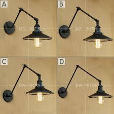 vintage retro wall sconces e27 l base rustic country wall ls
