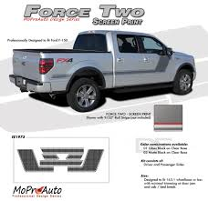 FORCE TWO Screen Print : Ford F-150