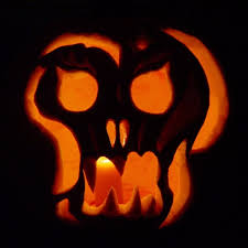 Mike Wazowski Jack O Lantern Pattern by Simple Pumpkin Carving Ideas