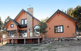 Harmonious Mountain Style House Plans by Mountain Home Plans E Architectural Design Page 6