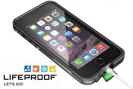 Lifeproof frē iPhone 6 Waterproof Case Thinnest and Toughest