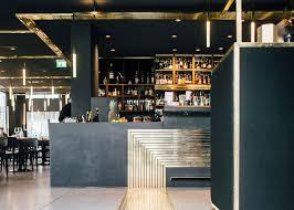 100 Modern Interior Magazine Build Inc Architects Adds Brass Veins To Munich Bar Interior