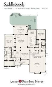 saddlebrook 1160f classic plan collection