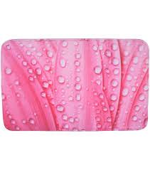 badteppich pink flower 50 x 80 cm bt508835