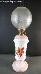 Fenton Fairy Lamp Insert by 101 Best Oil Lamps Images On Pinterest Vintage Lamps Antique