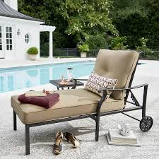 Grand Resort Patio Chairs by Grand Resort Villa Park Cushion Chaise Limited Availability