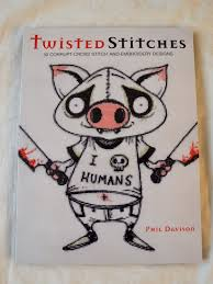 Book Review Giveaway Twisted Stitches