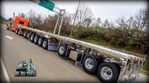 100 Michigan Trucking Association CJ Bark Haulers Boyz Choice En Route YouTube