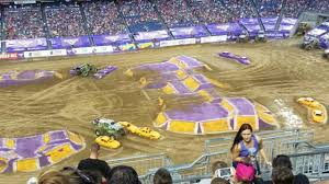 100 Monster Trucks Nashville Purple Nissan Wwwtopsimagescom