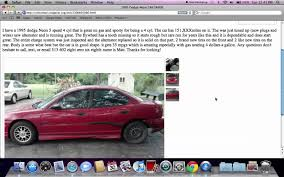 Craigslist Cincinnati Ohio Used Cars - For Sale By Owner Options On ...