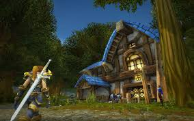Wow Brackwell Pumpkin Patch Map by New Player Guide Human Starting Zone Goldshire 5 10 Wow