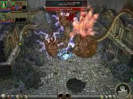 dungeon siege 2 dungeon siege 2 bosses trilisk