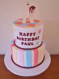 Happy birthday Paul cake