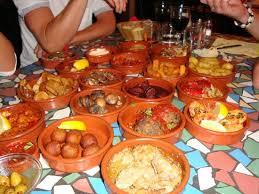 cuisine grenoble assortiment de tapas picture of la pena andaluza grenoble